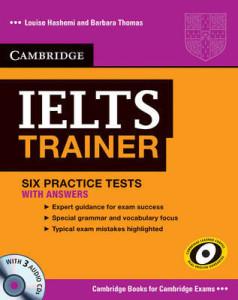 ielts trainer book